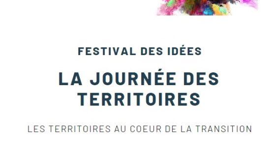 Affiche ESNT-Festival des idées